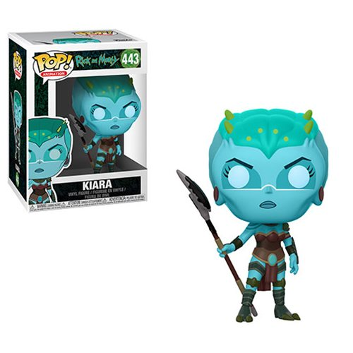 Rick and Morty Kiara Pop! Vinyl Figure #443