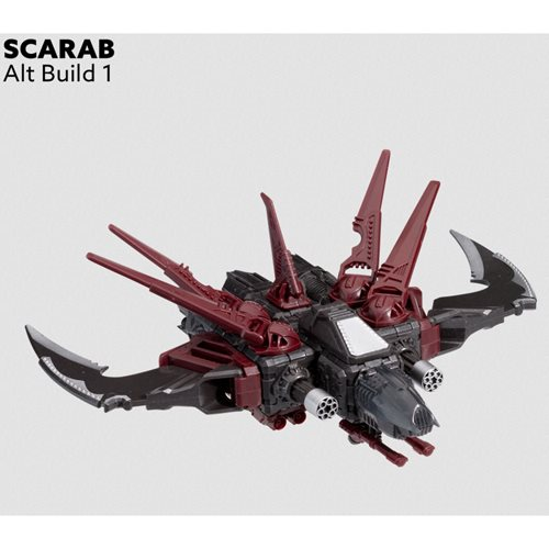 Komplex Scarab K.L.A.W. Interceptor Snap Ship