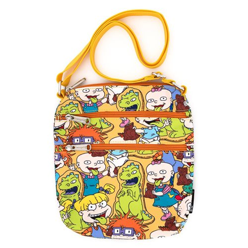 Nickelodeon Rugrats Nylon Passport Bag