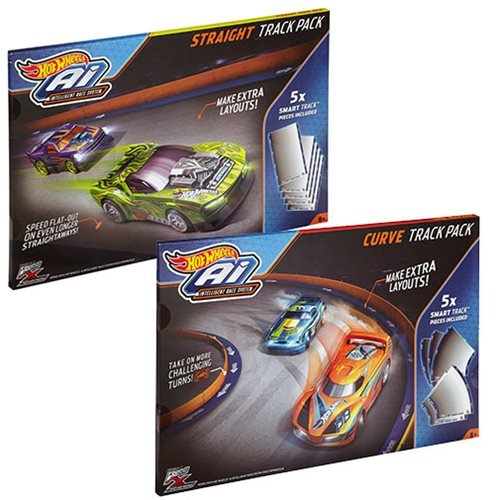 Hot Wheels AI Track Pack Case