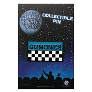 Mystery Science Theater 3000 Gizmonics Badge Lapel Pin