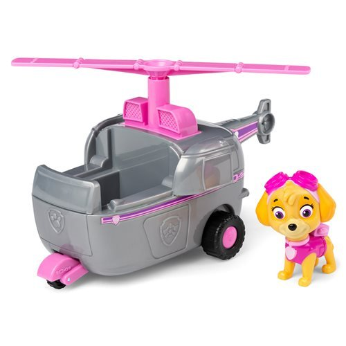 PAW Patrol Basic Vehicle with Figure Case