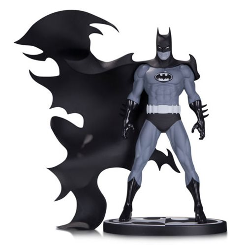 Batman Black and White by Norm Breyfogle Statue