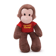 Curious George Take a Long Plush