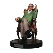 Stan Lee King of Cameos MC-030 Master Craft Statue