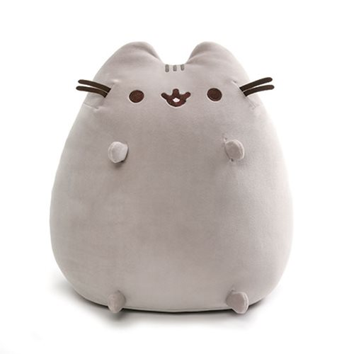 Pusheen the Cat Squisheen Sitting 15-Inch Plush