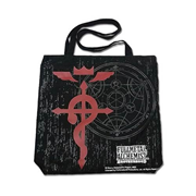Fullmetal Alchemist Brotherhood Icon Tote Bag