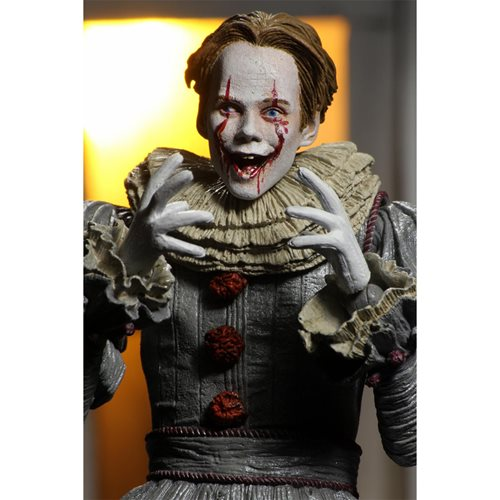 It Chapter 2 Pennywise Ultimate 7-Inch Scale Action Figure