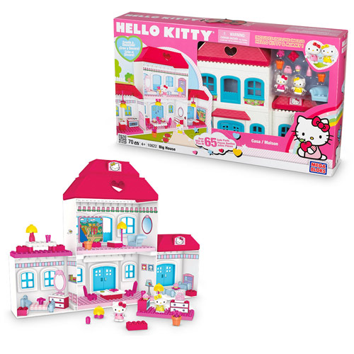 Mega Bloks Hello Kitty Dream House