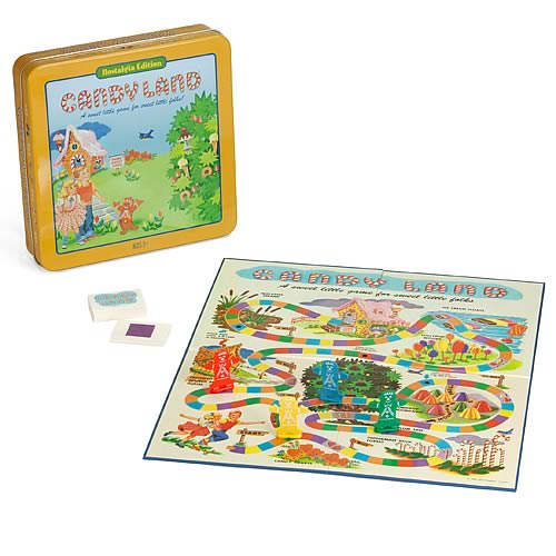 Candy Land Nostalgia Tin Board Game