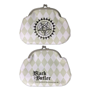 Black Butler Pentacle Coin Purse