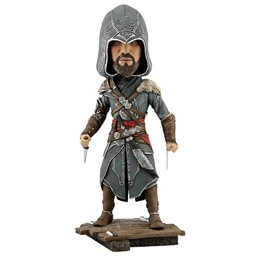 Assassin's Creed Revelations Ezio Bobble Head