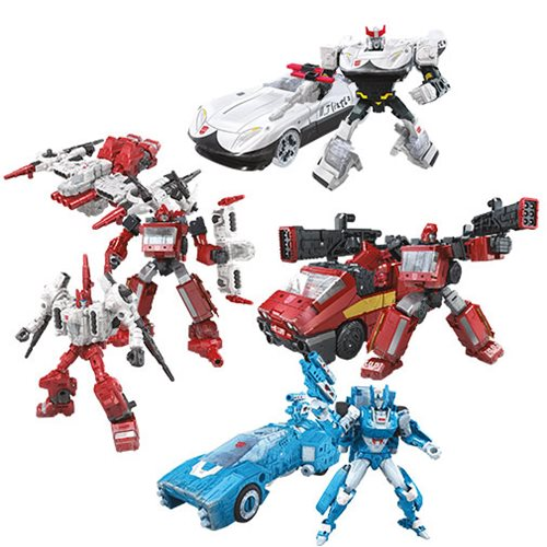 Transformers Generations War for Cybertron Siege Deluxe Wave 2 Set