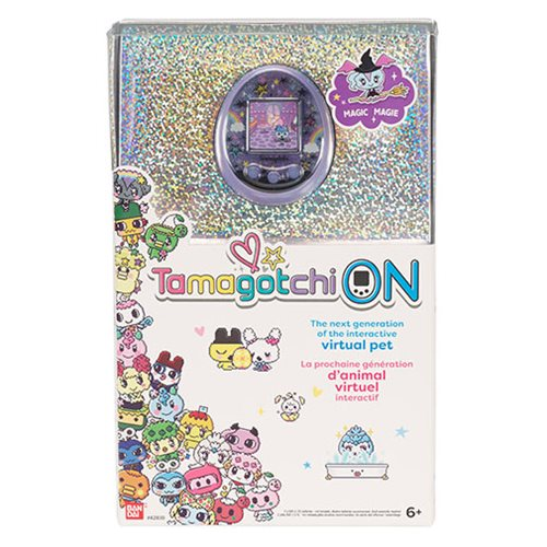 Tamagotchi On Marchen Purple Electronic Game