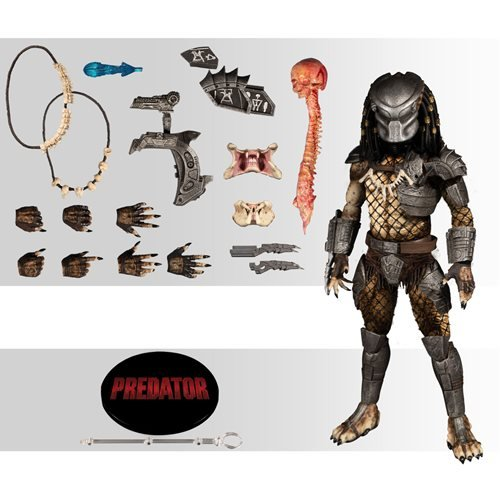 Predator One:12 Collective Deluxe Edition Action Figure