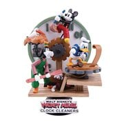 Disney Clock Cleaners D-Stage 6-Inch Statue - Previews Exclusive