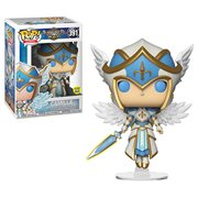 Summoners War Valkyrie Camilla Glow-In-The-Dark Pop! Vinyl Figure #391