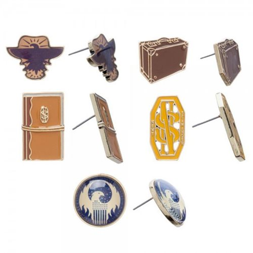 Fantastic Beasts and Where to Find Them Earring 5-Pack Set