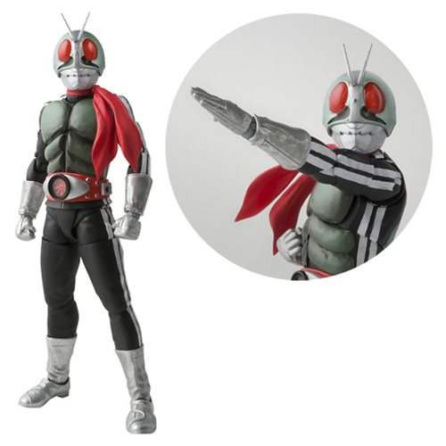 Masked Rider 1 SH Figuarts Action Figure