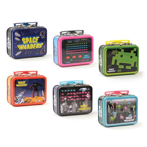 Space Invaders Teeny Tins 6-Pack Set