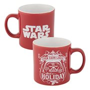 Star Wars Dark Lord Holiday 20 oz. Ceramic Mug