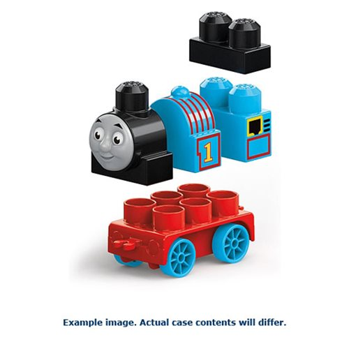 Mega Bloks Thomas the Tank Engine Buildable Engine Case