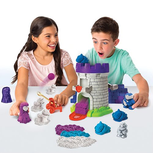 Kinetic Sand Magic Molding Tower