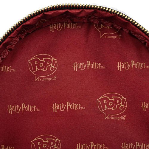 Harry Potter Pop! by Loungefly Harry and Hedwig Mini-Backpack