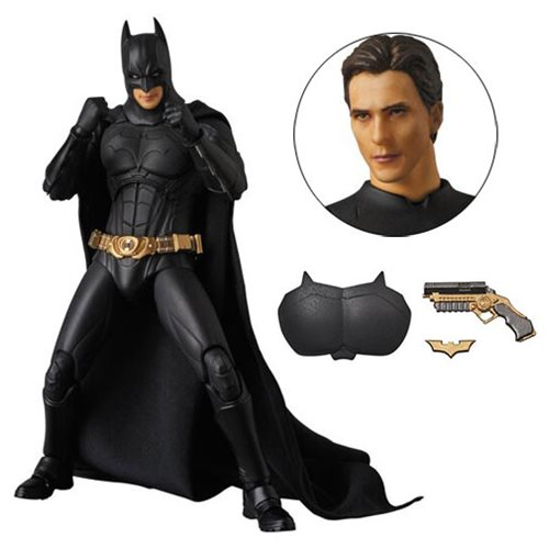 Batman Begins Movie Suit MAFEX Action Figure