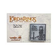 The Lord of the Rings Two Towers Collectable Pin