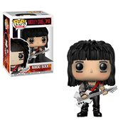 Motley Crue Nikki Sixx Pop! Vinyl Figure, Not Mint
