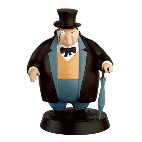 Batman: The Animated Series Figure Collection Penguin with Magazine #2