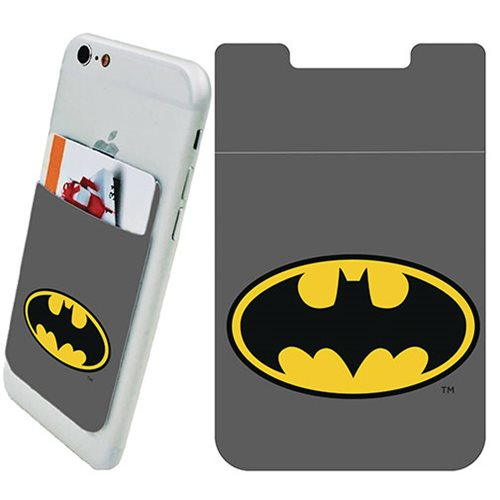 Batman Logo Phone Card Holder