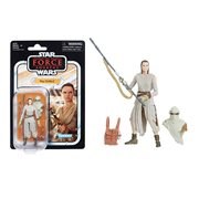 Star Wars The Vintage Collection Rey (Jakku) 3 3/4-Inch Action Figure