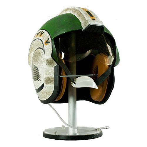 Star Wars The Empire Strikes Back Wedge Antilles X-Wing Pilot Helmet Limited Edition Prop Replica
