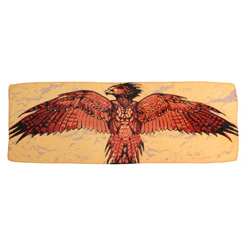 Harry Potter Fawkes Lightweight Wing Scarf