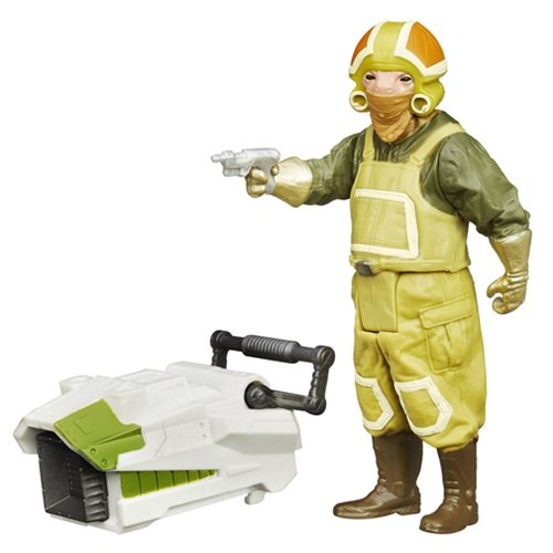 Star Wars The Force Awakens Goss Toowers Figure, Not Mint