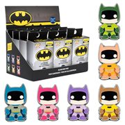 Batman Rainbow Pop! Blind-Box Enamel Random Pin Display Case - Entertainment Earth Exclusive
