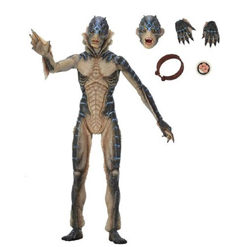 The Shape of Water Amphibian Man 7-Inch Scale Action Figure