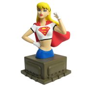 Superman Animated Series Supergirl Bust