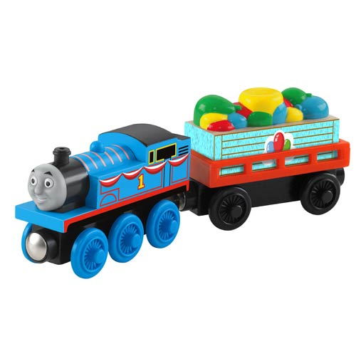 Thomas the Tank Engine Coming Through Express Vehicle 2-Pack