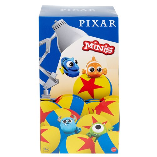 Disney-Pixar Sidekicks Minis Mini-Figure Case