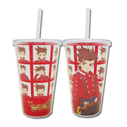 Tales of Symphonia Lloyd's Tumbler with Lid