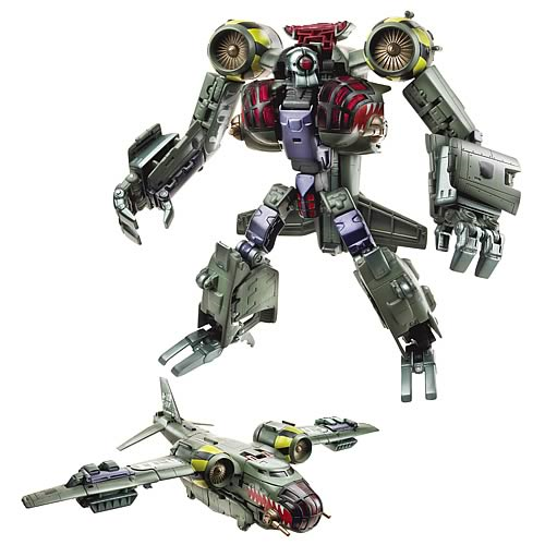 Transformers Lugnut  Reveal the Shield Voyager Figure