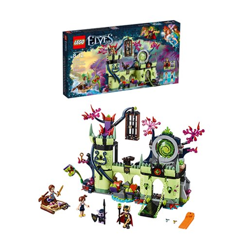 LEGO Elves 41188 Breakout from the Goblin King
