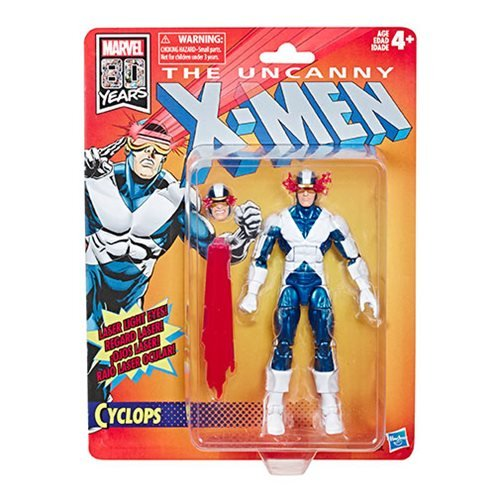 X-MEN Retro Marvel Legends 6-Inch Action Figure ICEMAN