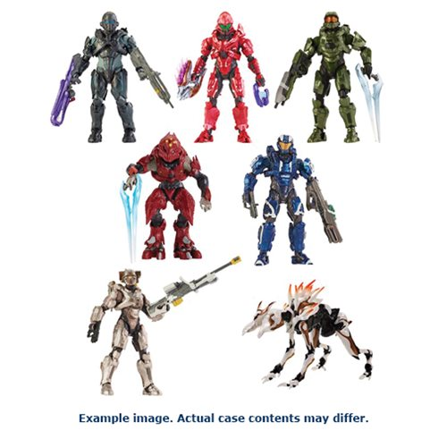 Halo 6-Inch Action Figure Case