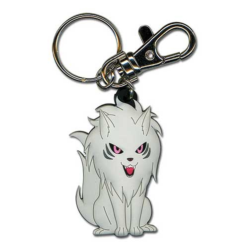 Toriko Super Deformed Terry Cloth Battle Wolf Key Chain
