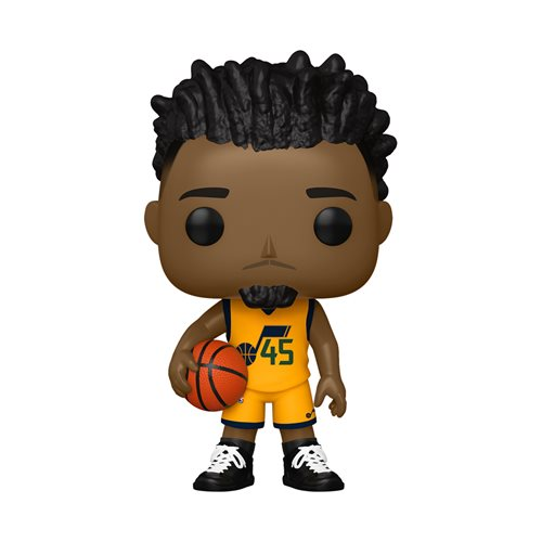 NBA Utah Jazz Donovan Mitchell (Alternate) Pop! Vinyl Figure