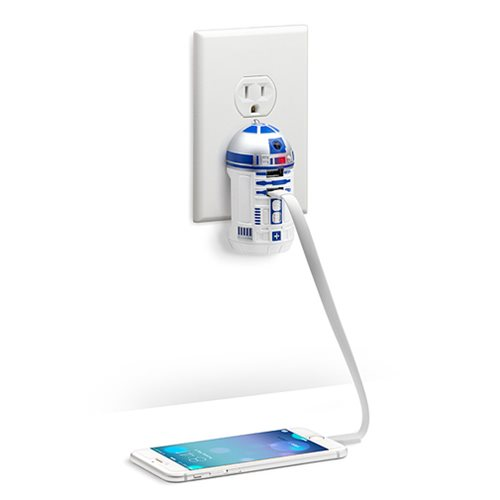 Star Wars R2-D2 Wall Charger